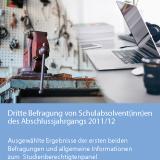 Bild für Flyer zur 3. Befragung des Schulabschlussjahrgangs 2012